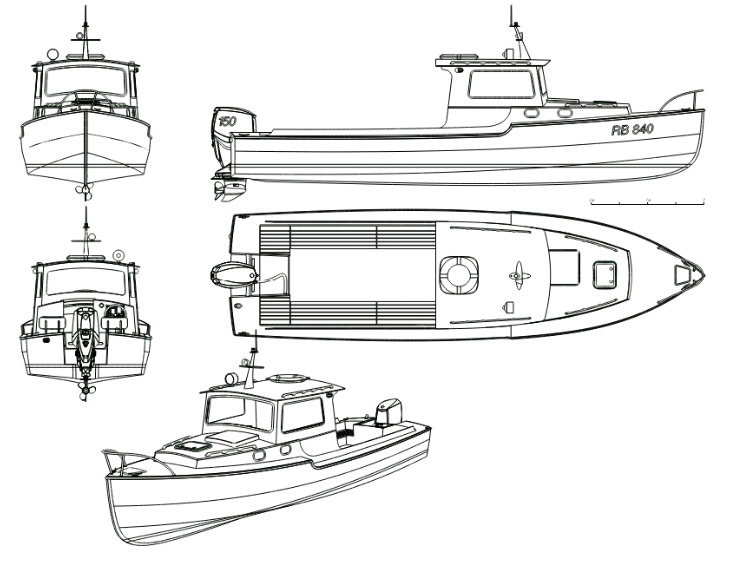Composite boat