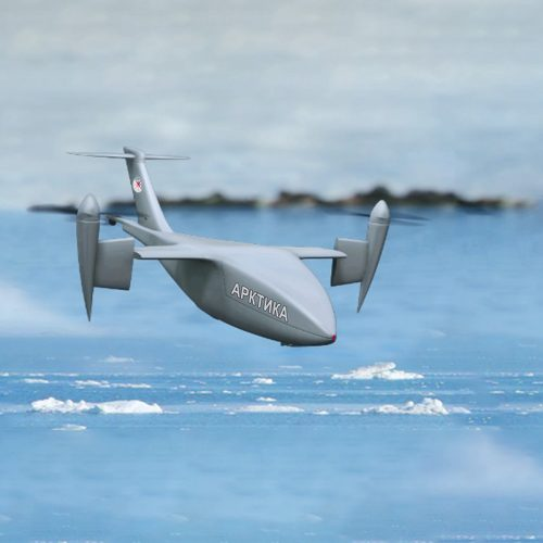 Drone convertible plane