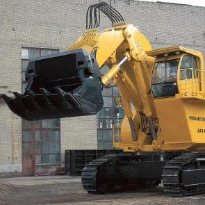 EG-7 excavator